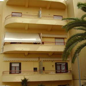 balcones de carpintería metálica