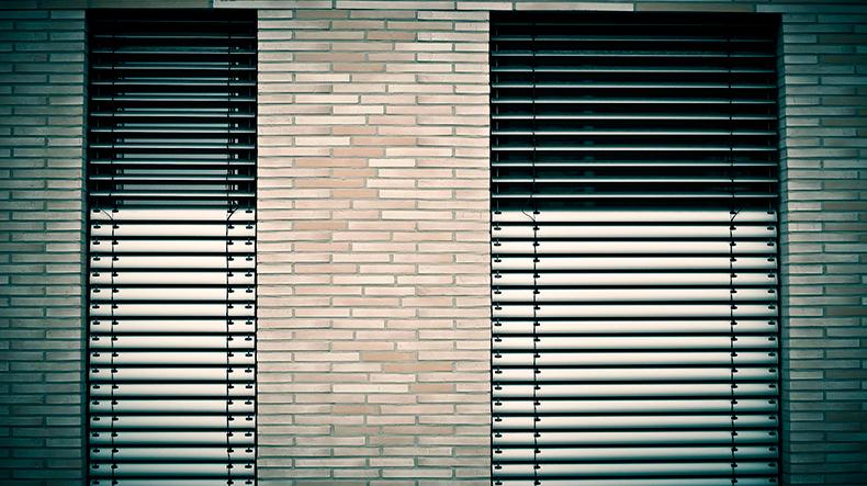 persiana de aluminio carpinteria en Albacete