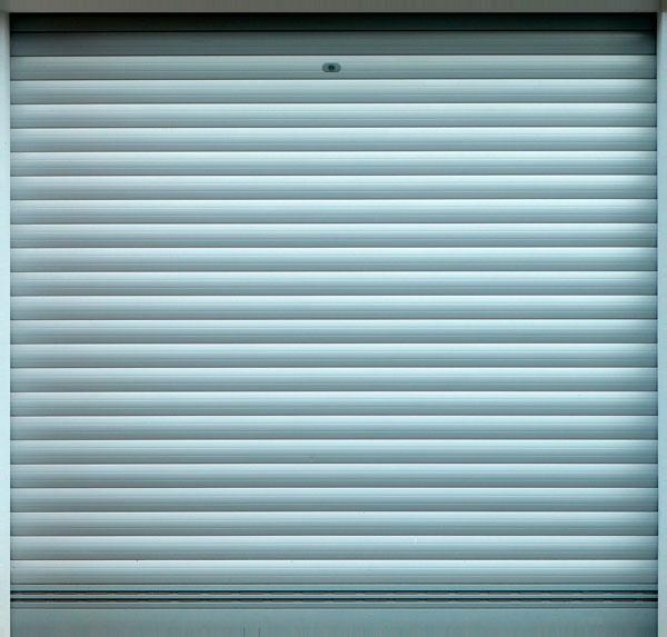 puerta metalica para garaje
